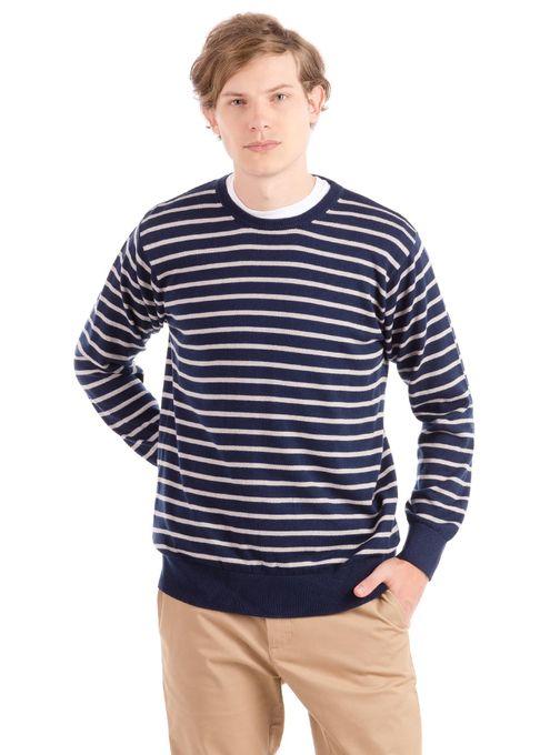 Sweater-Rayado-Cuello