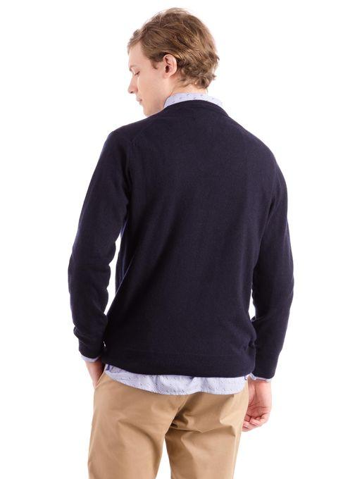 Sweater-Cuello-V