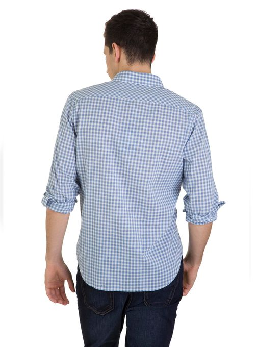 Camisa-Melange-Bartlett-------