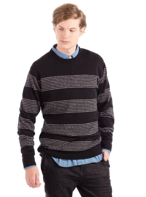 Sweater-Rayado-Cuello