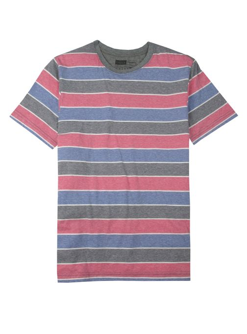 T-Shirt-Rayas-Finas-M-C