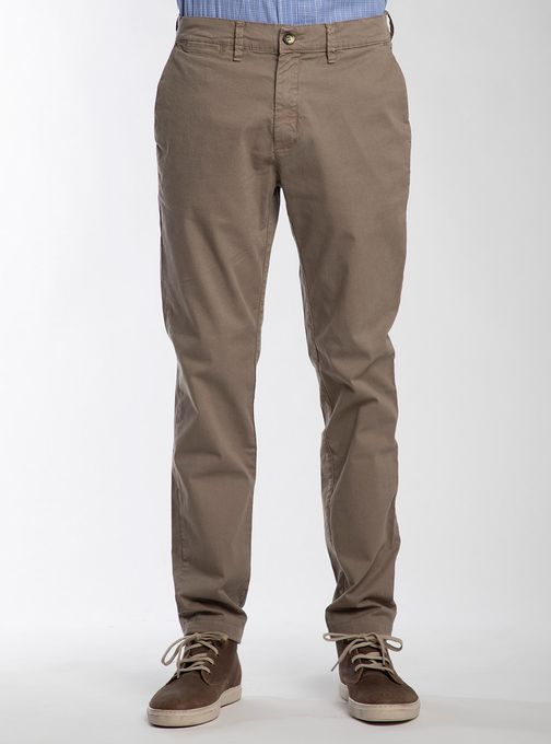 Pantalon-Denver-Marron