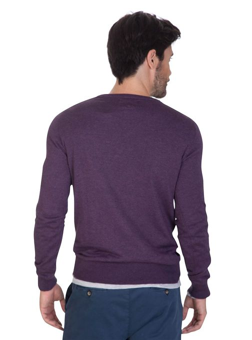 Sweater-Escote-V-Finito-Violeta