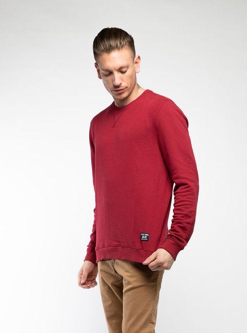 Buzo-Cuello-Redondo-Rojo