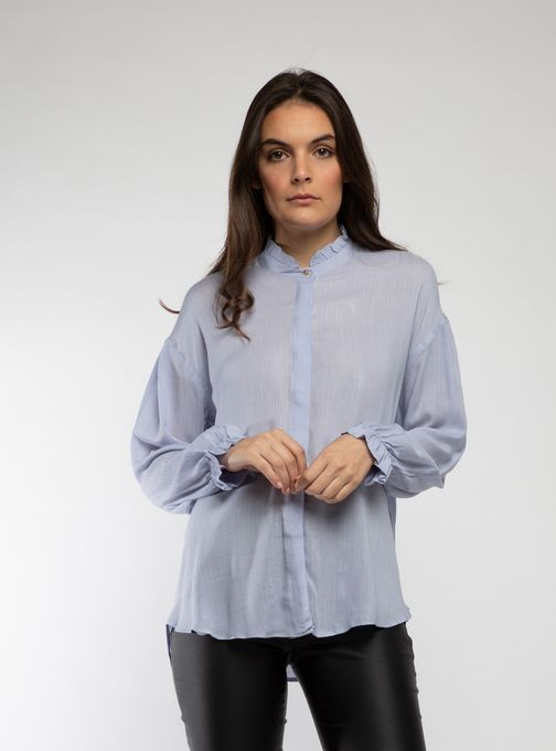 Camisa-Hibiscus-Celeste