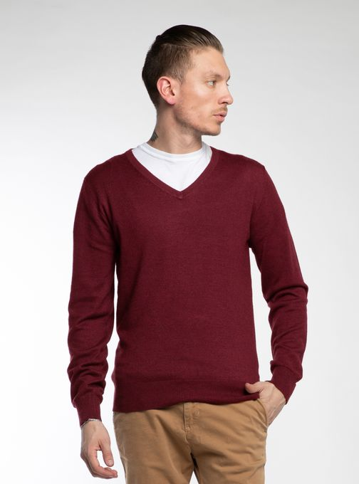 SWEATER-CUELLO-V