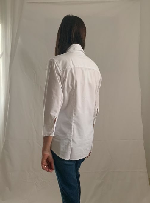 Camisa-Manga-3-4-Poplin-Lady