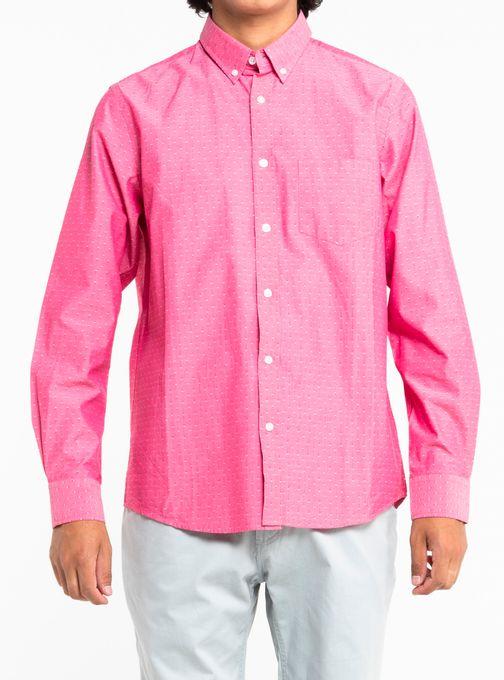 Camisa-Ratier-Manga-Larga-Regular-Fit