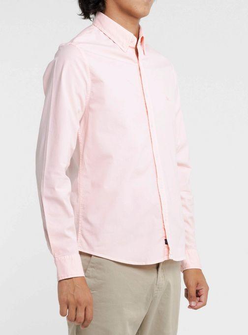 Camisa-Poplin-Con-Elastano-Sin-Bolsillo